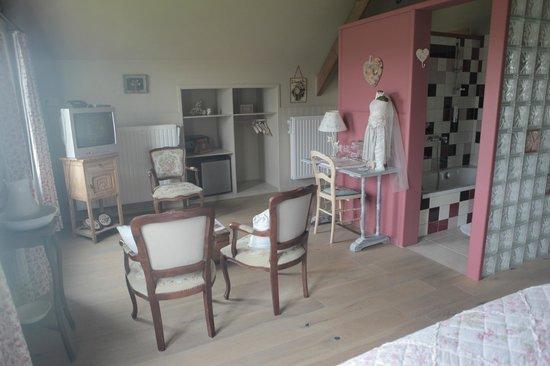 Schraevenacker: rozenkamer