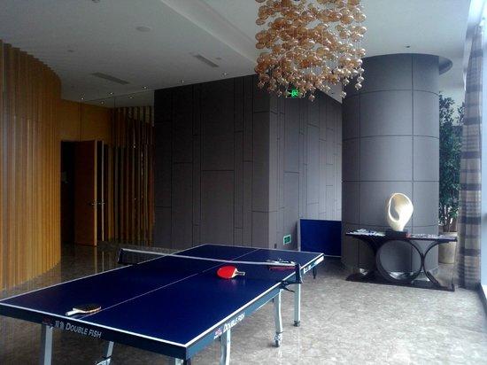 Crowne Plaza Huizhou : Table tennis