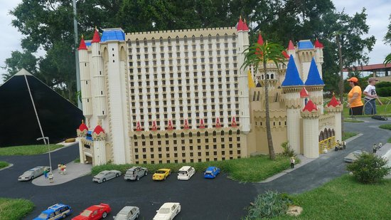 LEGOLAND Florida Resort: lego models