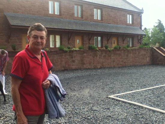 Gosforth Hall Inn: The new annexe