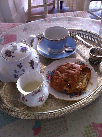 Dolly Tea Room Nottingham