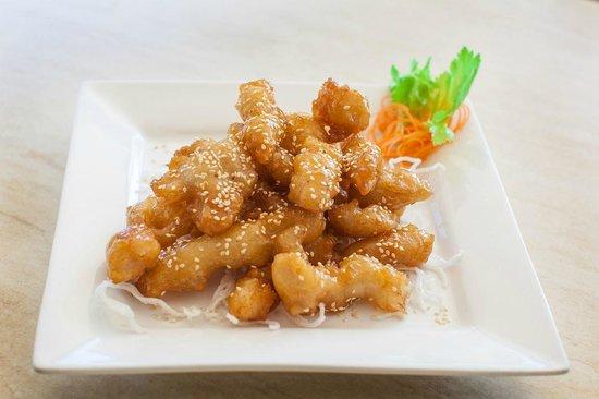 Prince Oriental Chinese Restaurant: Honey