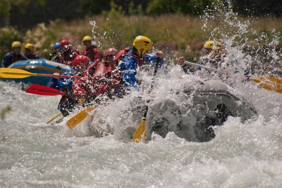 Antey Saint Andre, Italy: Rafting - Hydrospeed