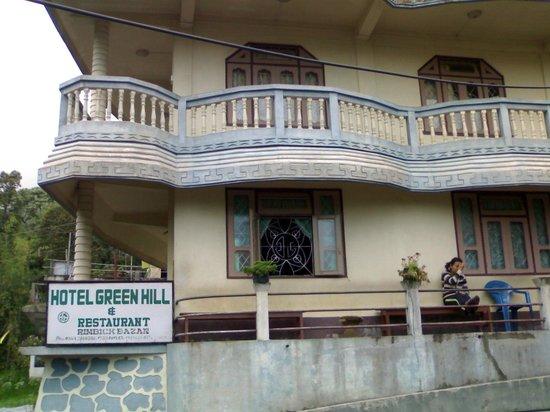 Hostel Hotel Green Hill