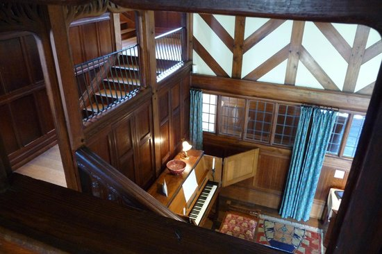Blackwell Arts and Crafts House: Great Hall