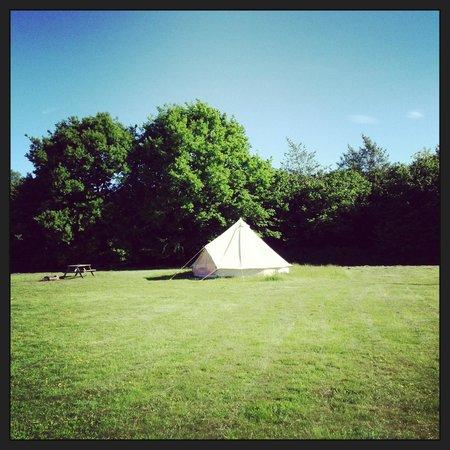 Welsummer Camping: Bell Tent