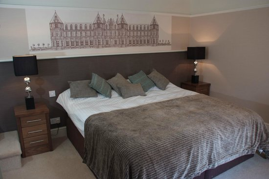 The White Horse: King Size/Twin Room