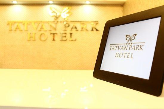 Tatvan Park Hotel: Reception