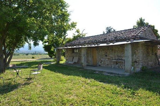Le Domaine Saint Jean : logement exterieur