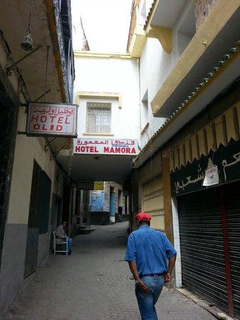 Hotel Mamora: Entrata