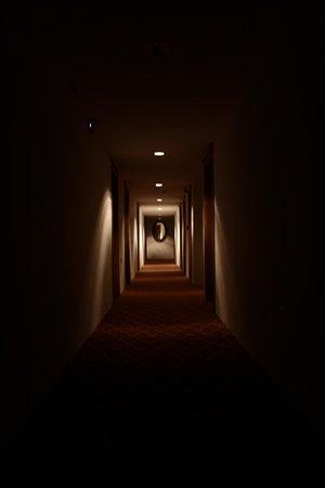 Tatvan Park Hotel: Koridor