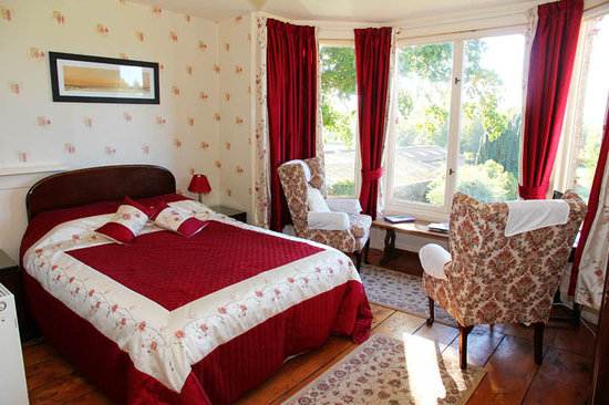 Benhall Farm B & B: Kiong double room with ensuite shower