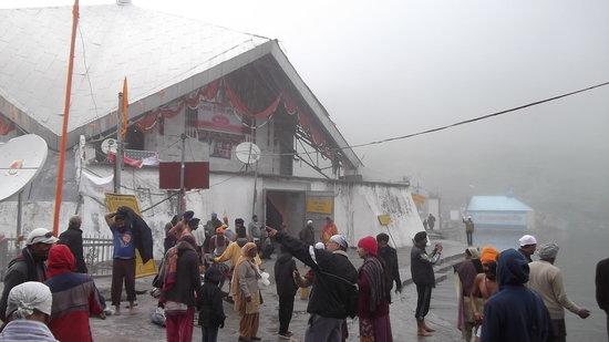 Chamoli, Indie: yatra shri hemkund sahib