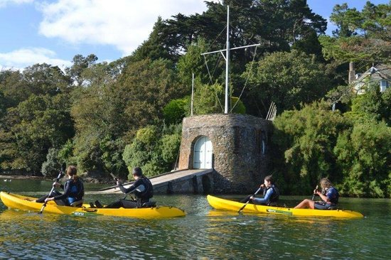 Frenchman's Creek: Helford Passage