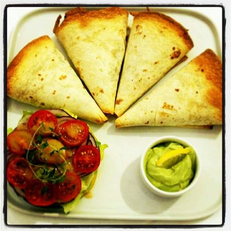 Restauracja Biosfeera: Tortilla Bandita