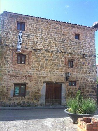 Palacio de D. Sancho Ortiz de Matienzo
