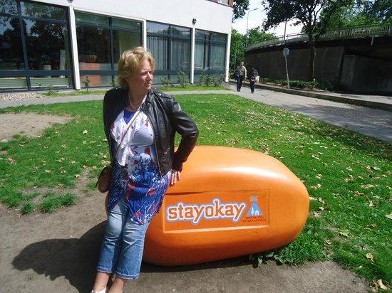 Stayokay Maastricht: Frontside