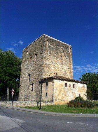 Casco historico de Villasana de Mena