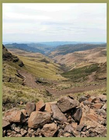 Sani Mountain Lodge: Lesotho