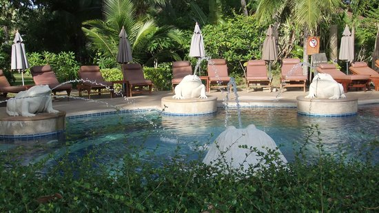 Bandara Resort & Spa: Beach Pool