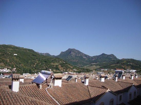 Hotel Sierra de Ubrique: desde la habitacion