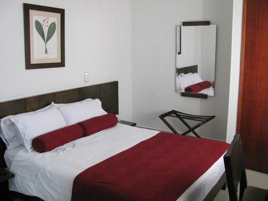 Hotel Florencia Plaza : habitación