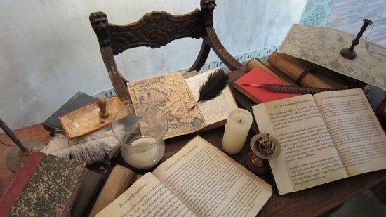 Baan Hollanda: De schrijftafel van een kapitein