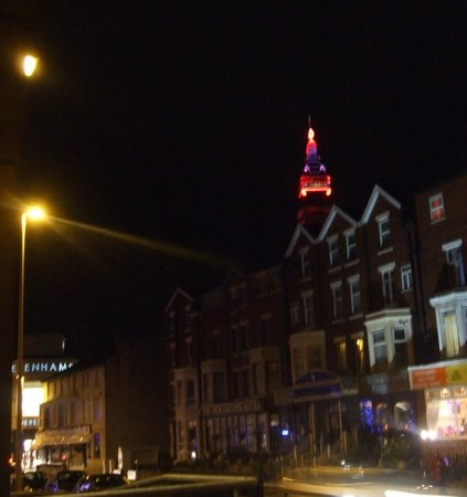 Dukeries Hotel Blackpool Review
