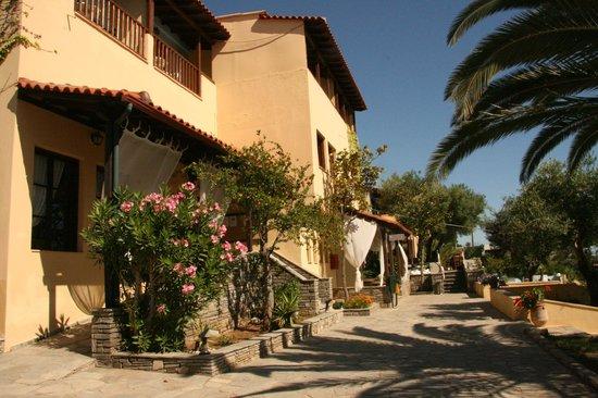 Acrotel Elea Beach: reception