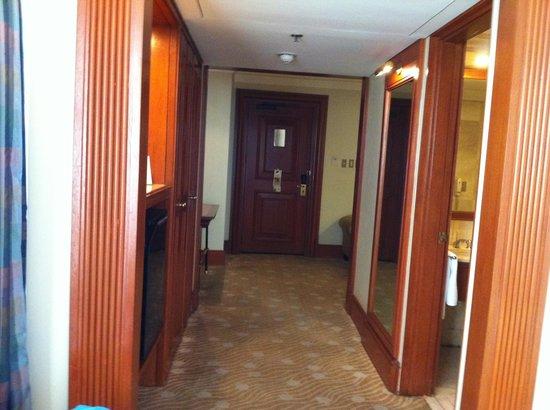 Holiday Inn Manila Galleria: Hallway