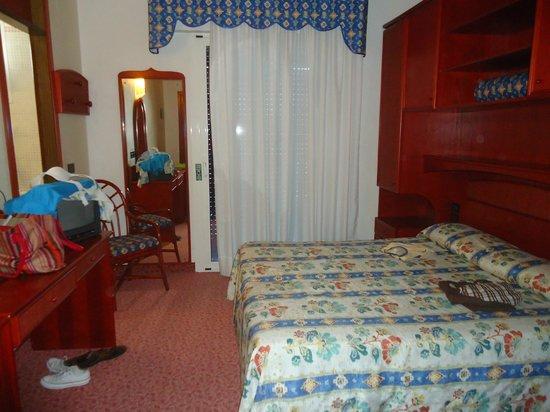 Hotel Brioni Mare: Zimmer 110