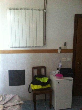 Hotel Palace Nardo: termosifone volante