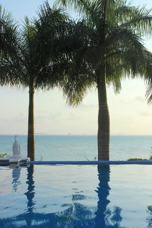 Hotel La Joya: бассейн