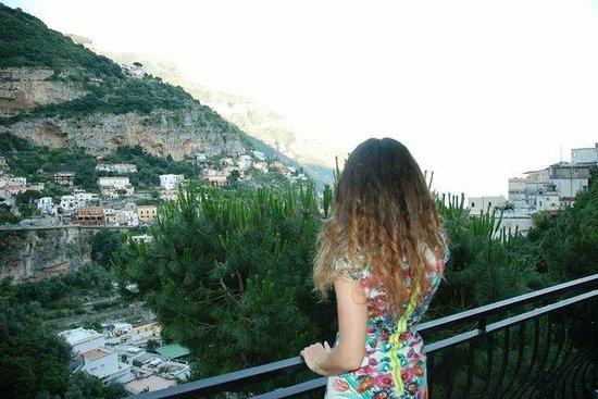 دومينا هوم رويال: vista mare dal balcone