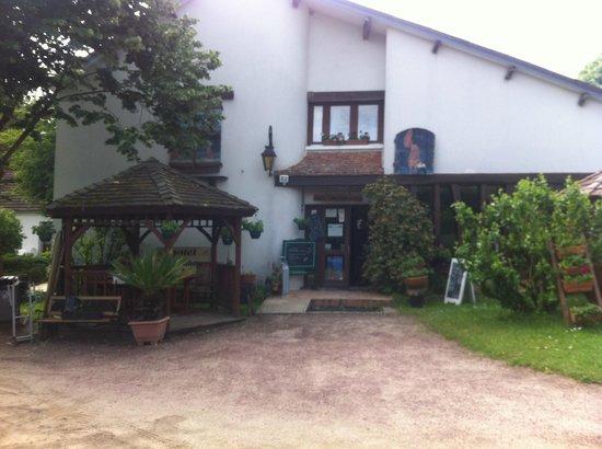 Hotel La Bonnheure : Entrée