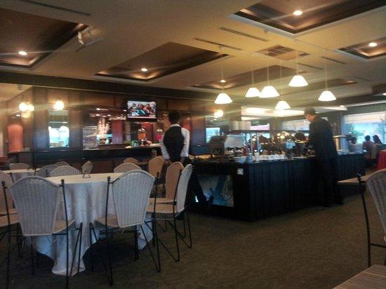 Legend Inn: Dining area