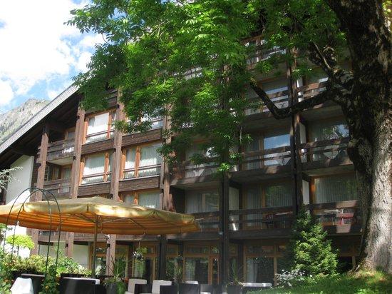 Hotel Kreuz : Hotel mit Garten