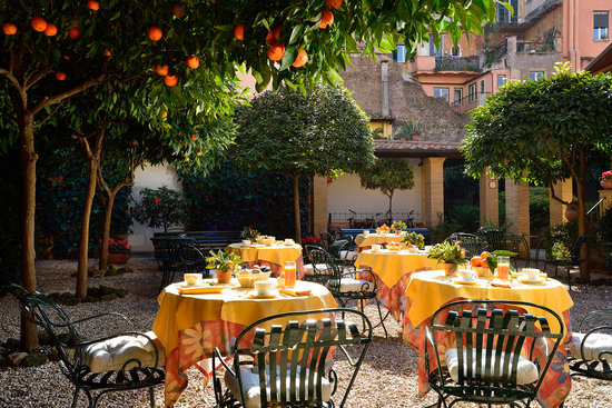 The 10 Best Hotels in Trastevere Rome Italy for 2017 with