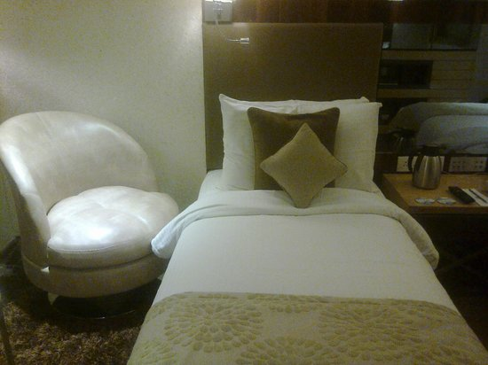 Tulip Inn, Ahmedabad: Very Comfortable bedding