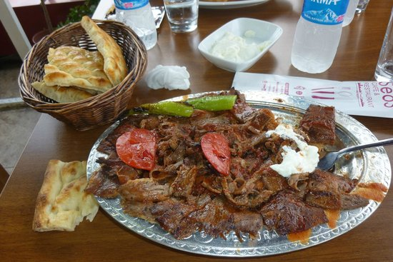 Seos Cafe & Restaurant: Kebab