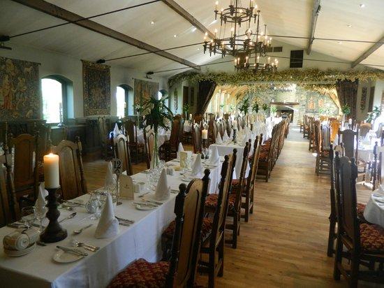 Barberstown Castle: wedding