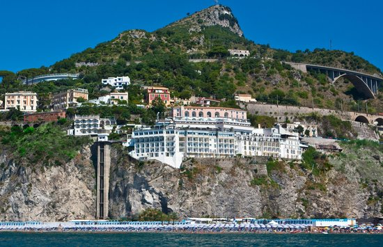 Photo of Lloyd's Baia Hotel Vietri sul Mare