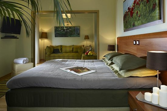 Pefka Hotel: Executive Cocomat room