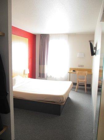 B&B Hôtel Nantes Centre : La chambre