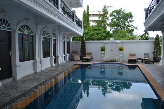 Chicboutique Hotel : Pool