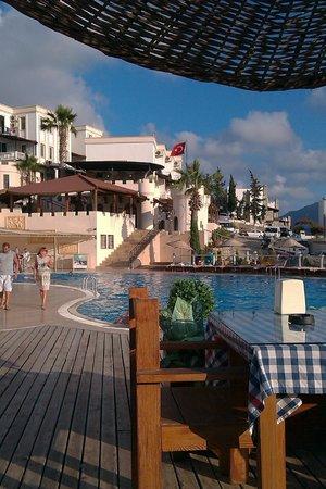 Family Belvedere: отель днем