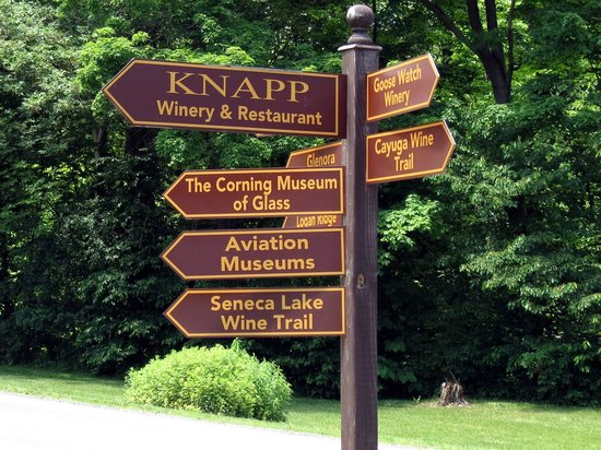 Knapp Winery & Vineyard Restaurant照片