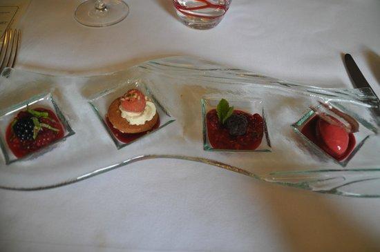 Restaurant l'Auberge : Délices post prandial