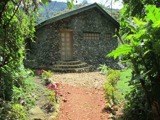 Equator Snow Lodge: Our room