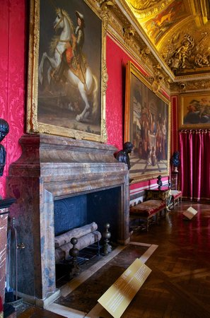 Guidatours Versailles : Inside Versalles on the Tour